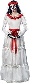 Costume Culture Women's Day Of The Dead Dia De Los Muerto's Bride Costume