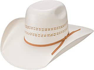 Youth Barerksfield One Size Cowboy Hat Natural Beige RSBKFD-8340