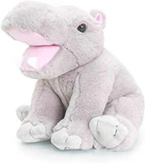 Keel Toys 25 Cm Hippo Stuffed Toy, For 3 Years