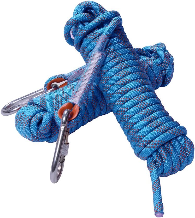 Max 52% OFF Rock Climbing Rope 12mm Diameter Static Max 58% OFF Outdoor Accessor Hiking