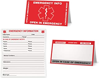 In Case Of Emergency Wristband