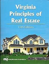 VIRGINIA PRINCIPLES OF REAL ESTATE