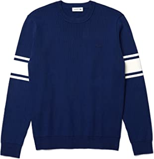 Men's Long Sleeve Semi Fancy Regular Fit Sweater