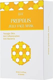 IYOU Propolis Jelly Face Mask, 10 Sheets