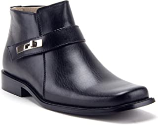 Best mens square toe ankle boots Reviews