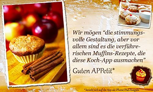 『Winter-Muffins, Weihnachts-Cupcakes & Mini-Kuchen: Himmlische Rezepte』の7枚目の画像