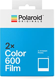 Polaroid Originals 4841 - Paquete Doble película Color para 600 y i-Type cámara Color Blanco