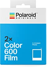 Polaroid Originals - 4841 - Color Film for 600 Double Pack - White Frame