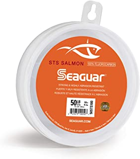 Seaguar STS Salmon Fluorocarbon Leader Fishing Line