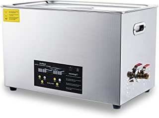 Ultrasonic Cleaner 30L for Guns Carburetors Injectors Jewelry Dentures Large Capacity Use in Automotive Medical and Firearm Industry
