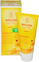 WELEDA Calendula Baby Face Cream, 1.7 FZ
