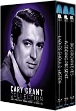 Cary Grant Collection [Ladies Should Listen / Wedding Present / Big Brown Eyes] [Blu-ray]
