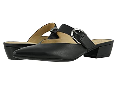 Naturalizer Bess (Black Croco Print Leather) Women