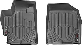 WeatherTech Custom Fit Front FloorLiner for Toyota Highlander (Black)