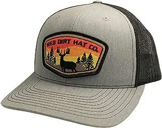 Red Dirt Hat Company Deer Patch Adjustable Hat