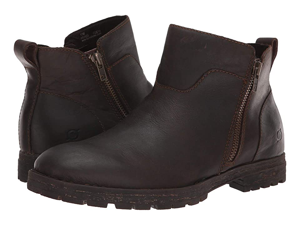 Born Ludo (Dark Brown (Sea Lion) Full Grain Leather) Men