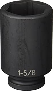 "Grey Pneumatic (3052D) 3/4"" Drive x 1-5/8"" Deep Socket"