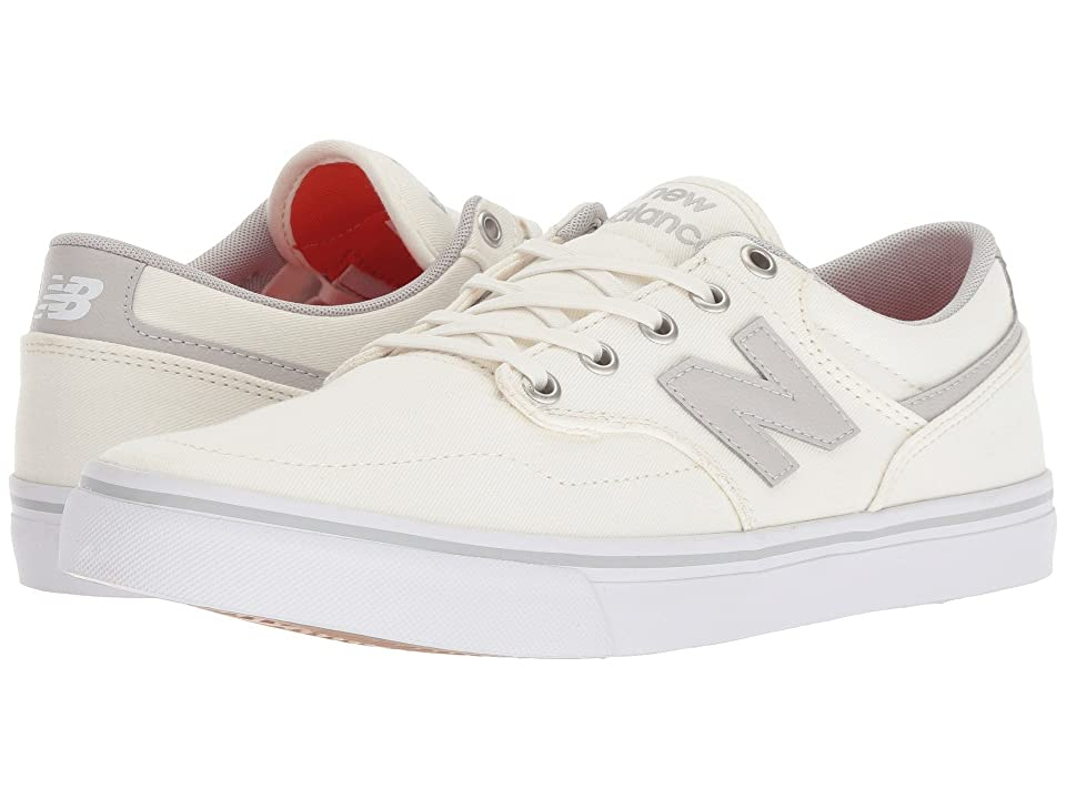 New Balance Classics AM331v1 (White/Grey) Athletic Shoes