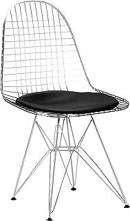 POLY & BARK Hamlet Side Chair, One, Black