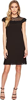Womens Plisse Pleat Dress