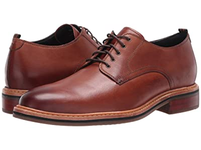Cole Haan Frankland Grand Plain Toe Oxford (British Tan) Men