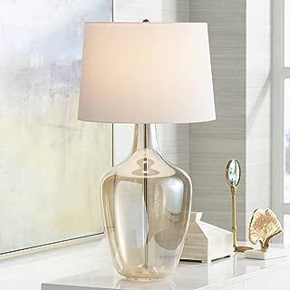 champagne glass lamp