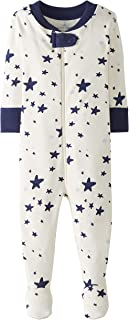 Moon and Back by Hanna Andersson Pijama de Una Pieza. Infant-and-Toddler-Sleepers Unisex niños