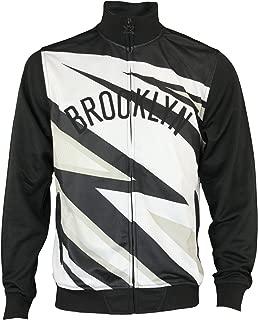 brooklyn nets track jacket