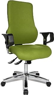 Topstar Sitness 55 - Silla giratoria de Oficina (Incluye reposabrazos de Altura Ajustable)