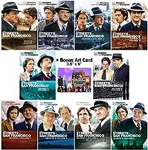 The Streets of San Francisco: Complete TV Series Seasons 1-5 DVD Collection + Bonus Art Card