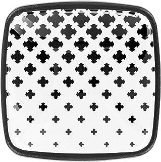 Texture de demi-teintes raster 4 PCS Tiroir de Porte Poignée, Bouton de Meubles, Boutons de Tiroir, Boutons de Porte, Poig...