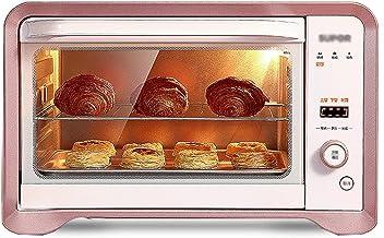 MDHDGAO Mini Electric Four Maison,Multifonctionnel 35L Boîte de cuisson,1600W Entièrement automatique Petit Four,Tube de c...