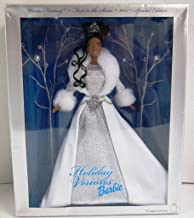 Mattel Barbie 2003 Winter Fantasy Holiday Visions Barbie A/A Special Edition