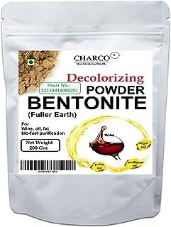 Charco's Decolorizing Bentonite, Spl. for Wine & Edible Oil Color Remover, 200g