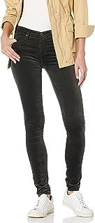 AG Adriano Goldschmied Women's The Legging Skinny Opulent Stretch Velveteen