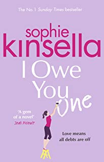 I Owe You One: The Number One Sunday Times Bestseller (English Edition)