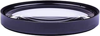 10x High Definition 2 Element Close-Up (Macro) Lens (55mm) for Nikon, Canon, Sony, Panasonic, Fujifilm, Pentax & Olympus D...