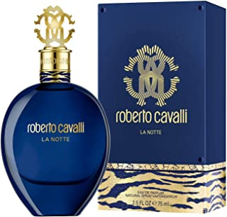 Roberto Cavalli La Notte by Roberto Cavalli for Women - Eau De Parfum, 75Ml