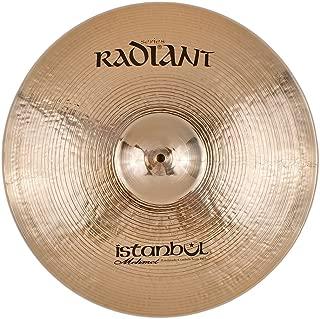 Istanbul Mehmet Cymbals Modern Series R-RM22 22-Inch Radiant Medium Ride Cymbal