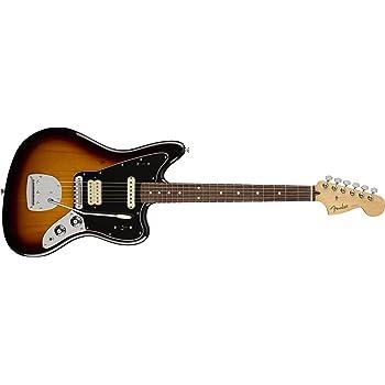 Fender エレキギター Player Jaguar®, Pau Ferro Fingerboard, 3 Color Sunburst