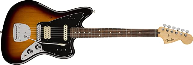 Fender Player Jaguar Electric Guitar - Pau Ferro Fingerboard - 3 Color Sunburst