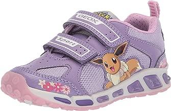 Geox Kids Baby Girl's Shuttle 16 Pokemon (Toddler/Little Kid)