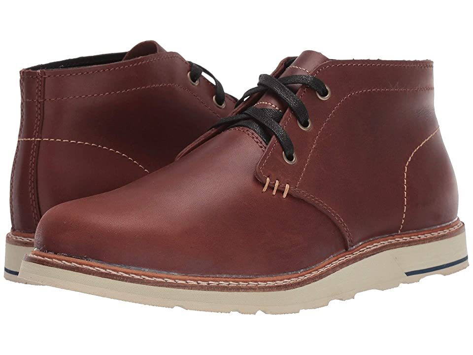 Georgia Boot Small Batch Chukka Wedge (Brown) Men