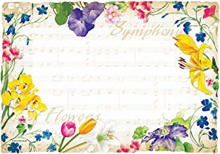 Hoffmaster 311114 Symphony Placemat Recycled
