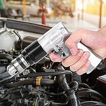 SALUTUYA Destornillador neumático Reversible Taladro neumático eficaz Perforación de Alta Velocidad de rotación Taladro neumático Taladro neumático Reversible para Uso Industrial