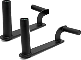 Fringe Sport Mini Farmer's Walk Handles/Portable and Compact Carry Handles/Strongman Weightlifting