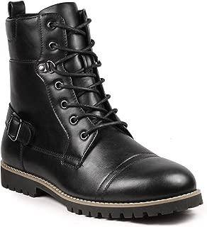 Metrocharm MC314 Men's Lace Up Cap Toe Fashion Oxford Boot