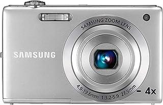 Samsung ST ST60 Cámara compacta 124 MP 1/2.33 CCD 4000 x 3000 Pixeles Plata - Cámara Digital (124 MP 4000 x 3000 Pixeles CCD 4X HD Plata)