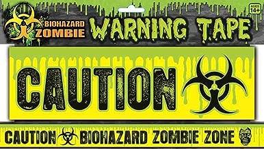 Forum Novelties Biohazard Zombie Warning Tape