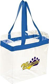 Women Shoulder Bag Clear Bag Transparent Bag Game Day Security Bag